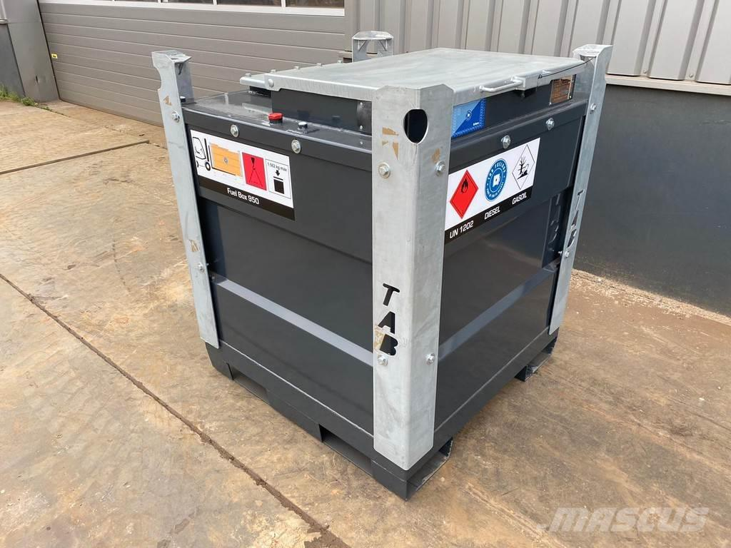 [Other] Tab Fuel Box 950 Compact GWW Euro