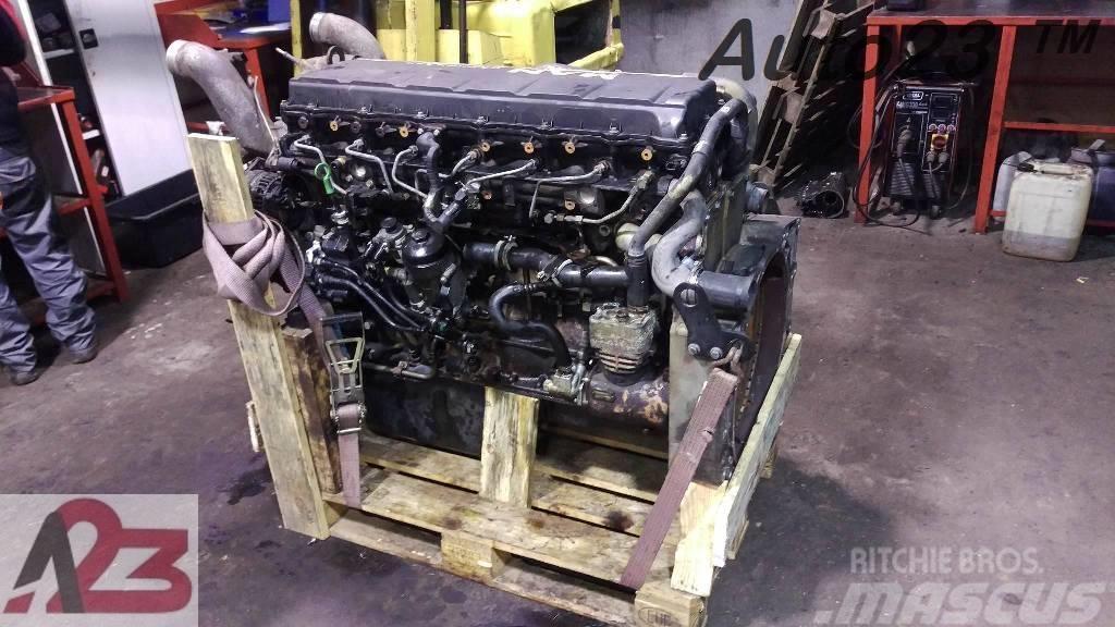 [Other] Silnik TGX D2676 MAN TGX D2676LF Euro5 D26 E5 Siln