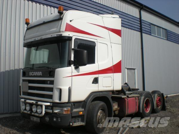 Scania 144 530 6x2
