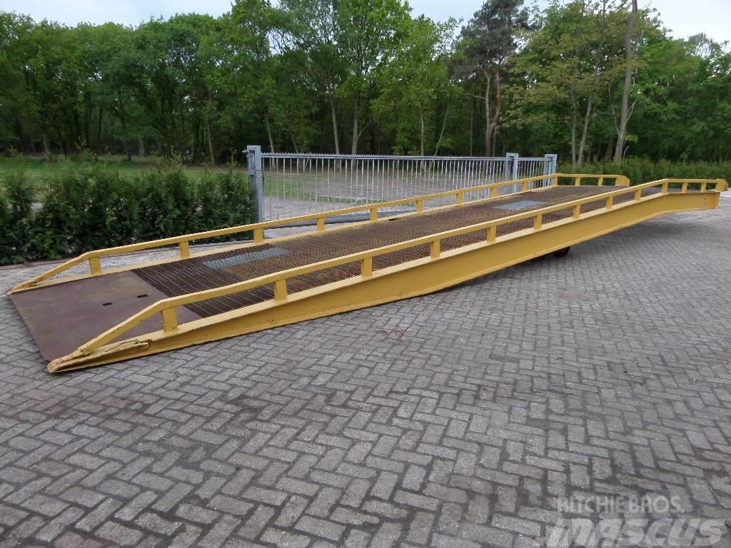 [Other] Oprijbrug 14 meter