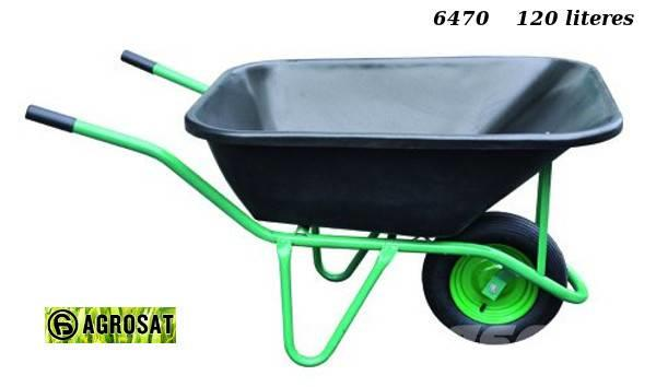 Agrosat Talicska  LV1 egykerekes  80 liter 6495