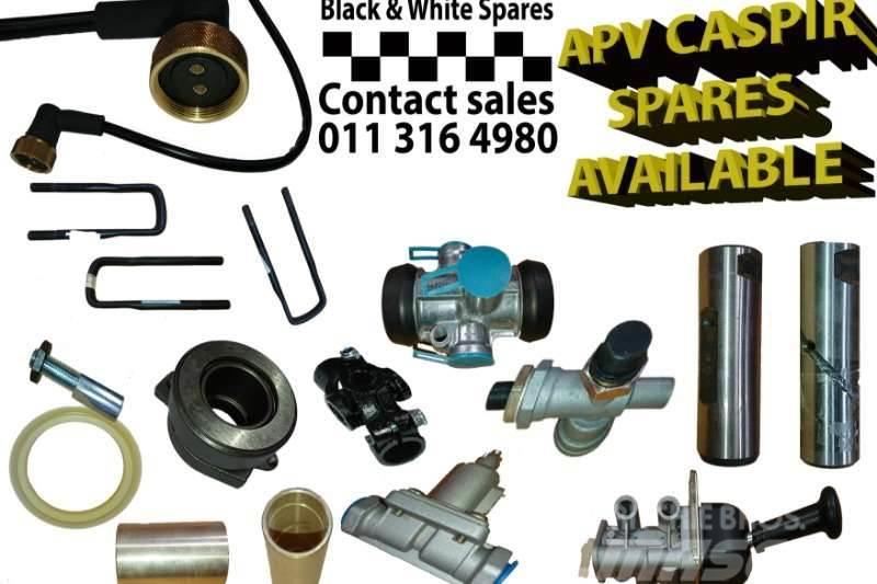 APV Caspir spares available
