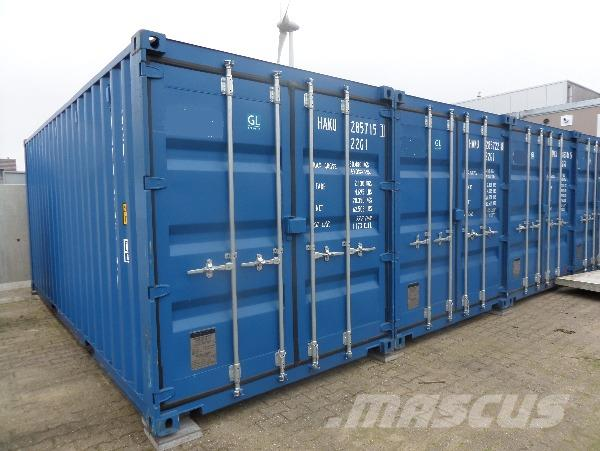 Shipping containers 20 ft 2014 new sns548 occasion prix for Prix container occasion