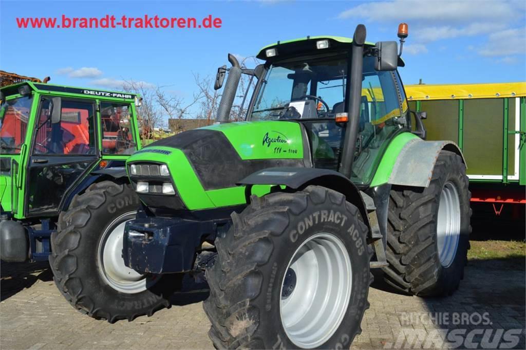 Deutz-Fahr Agrotron 1160 TTV