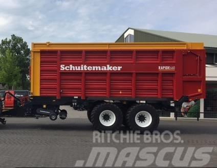 Schuitemaker Rapide 660S