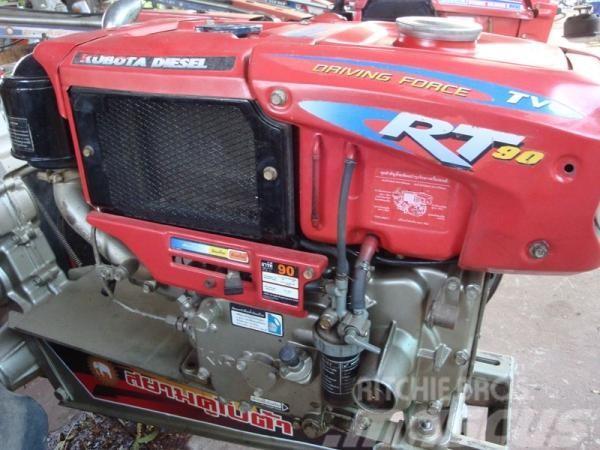 คูโบต้า เครื่องยนต์รถไถเดินตาม RT 90, Övriga traktortillbehör