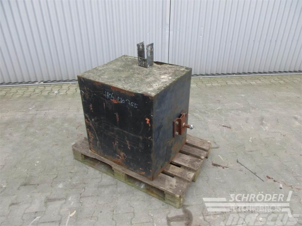 [Other] 800 kg Beton