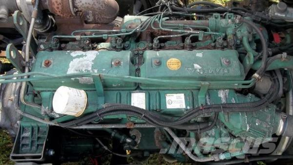 Volvo fl6 d6a engines pre owned engines for sale for Volvo motors for sale