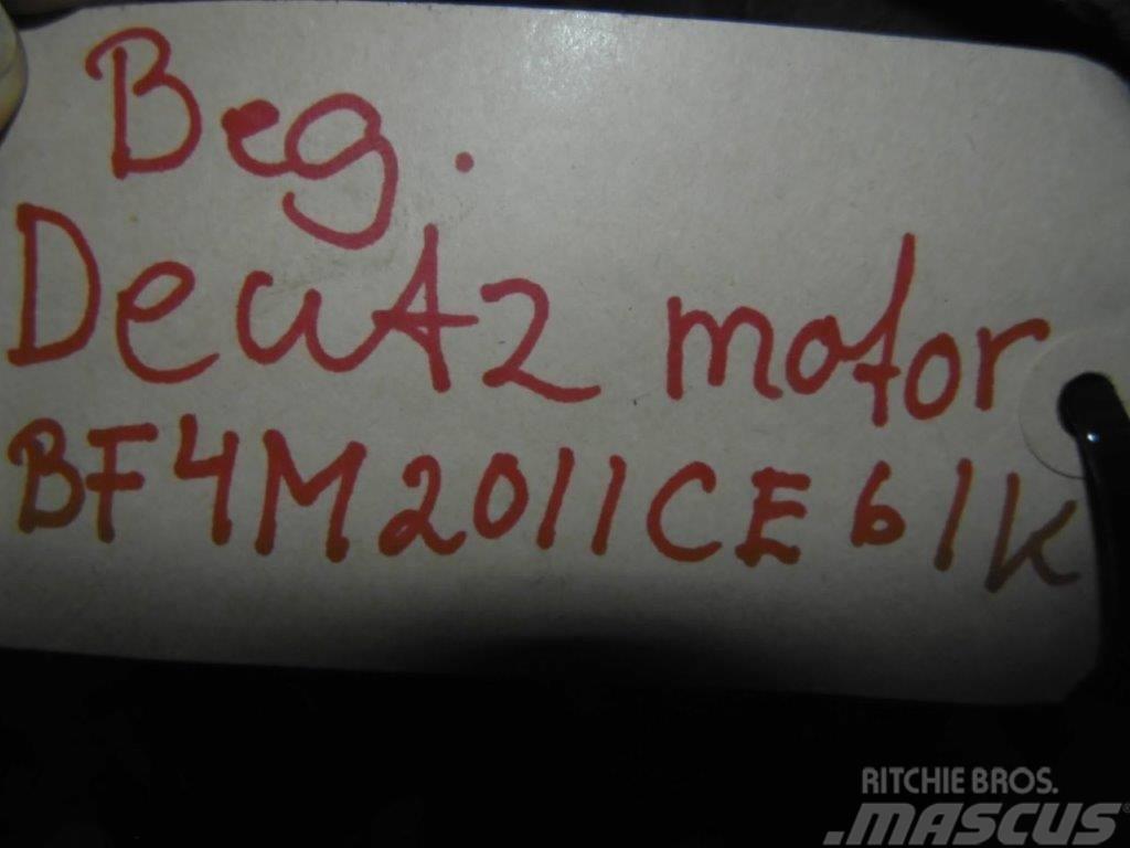 [Other] Motor Deutz BF 4M2011Ce 61 K