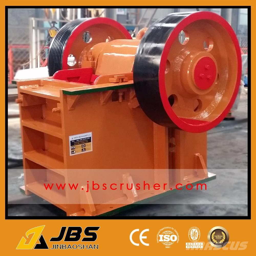 JBS Stone Jaw Crusher Machine Factory