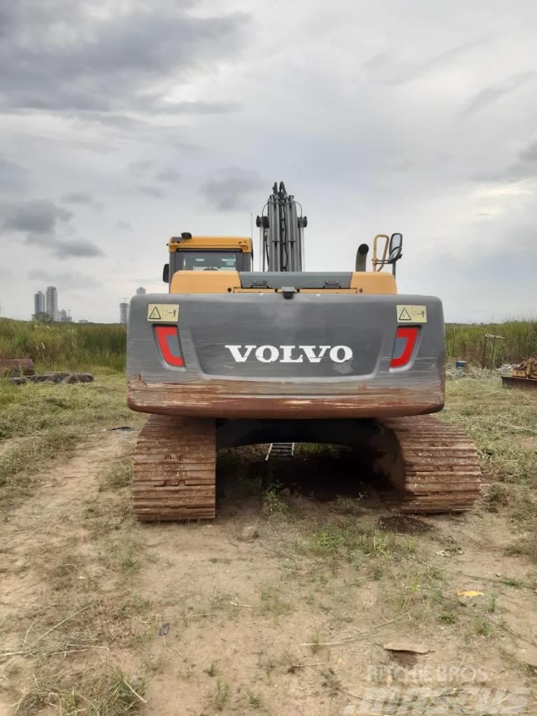Volvo EC220DLC