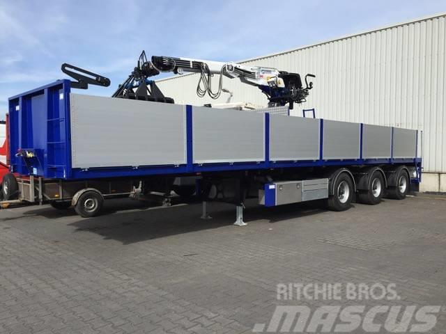 [Other] KWB Oplegger / kennis kraan 3 asser / 16 of 24 ton