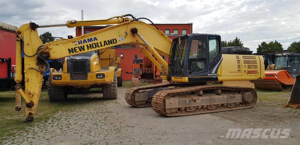 New Holland E 385 C LC
