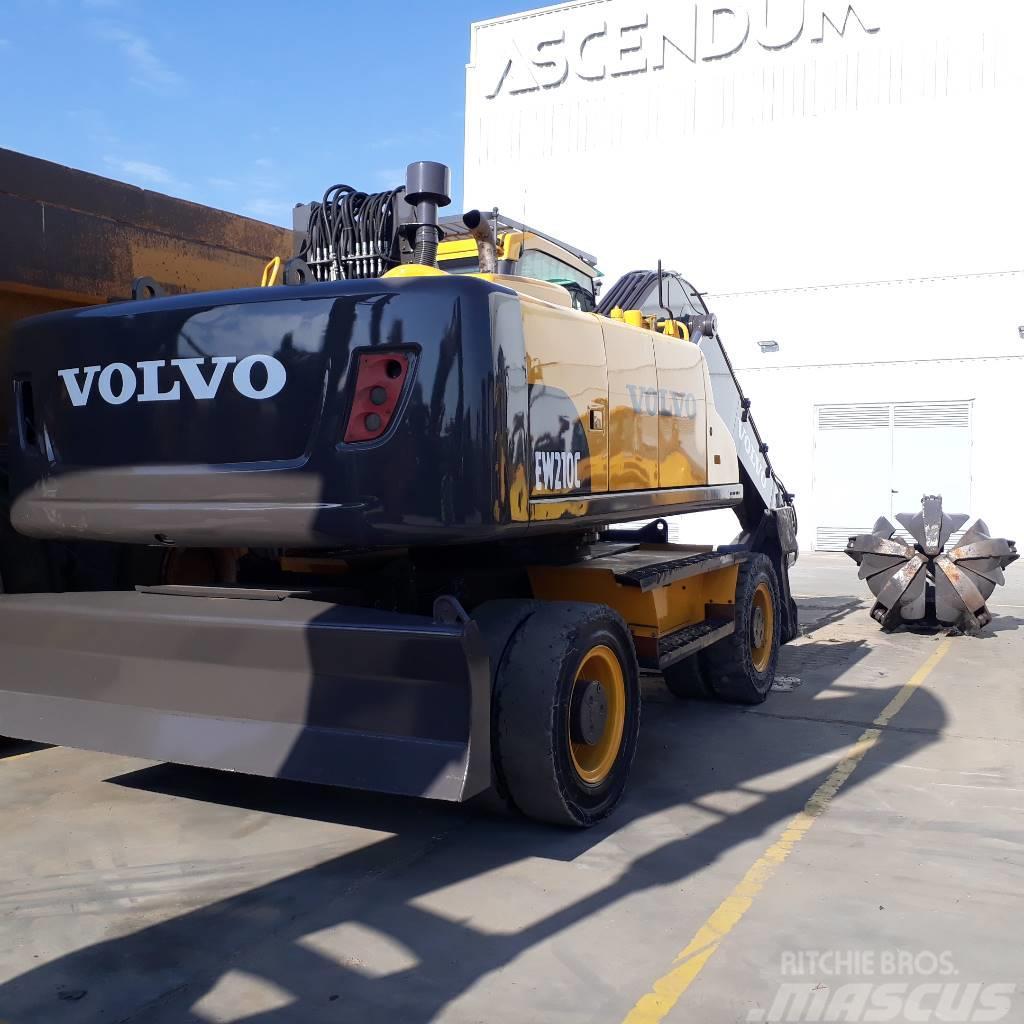 Volvo EW 210 C MH