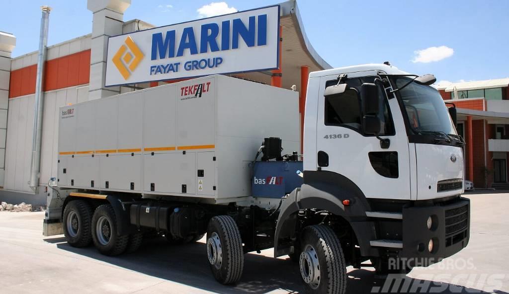 Marini TEKFALT BasFALT цементораспределитель