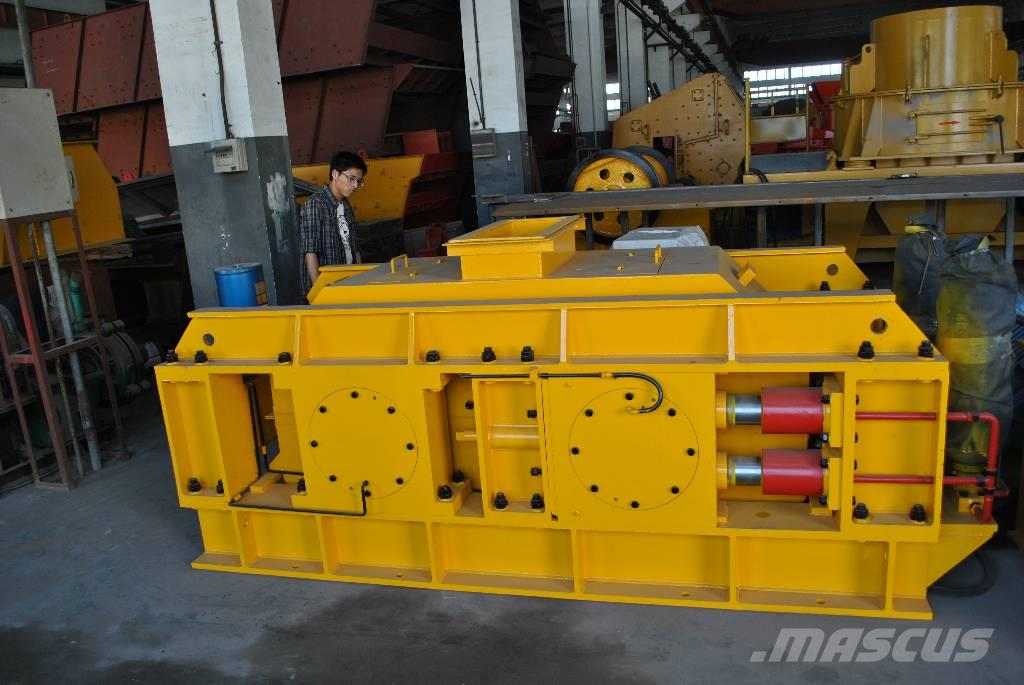 White Lai High Quality Hydraulic Roller Crusher WL-2PGS600