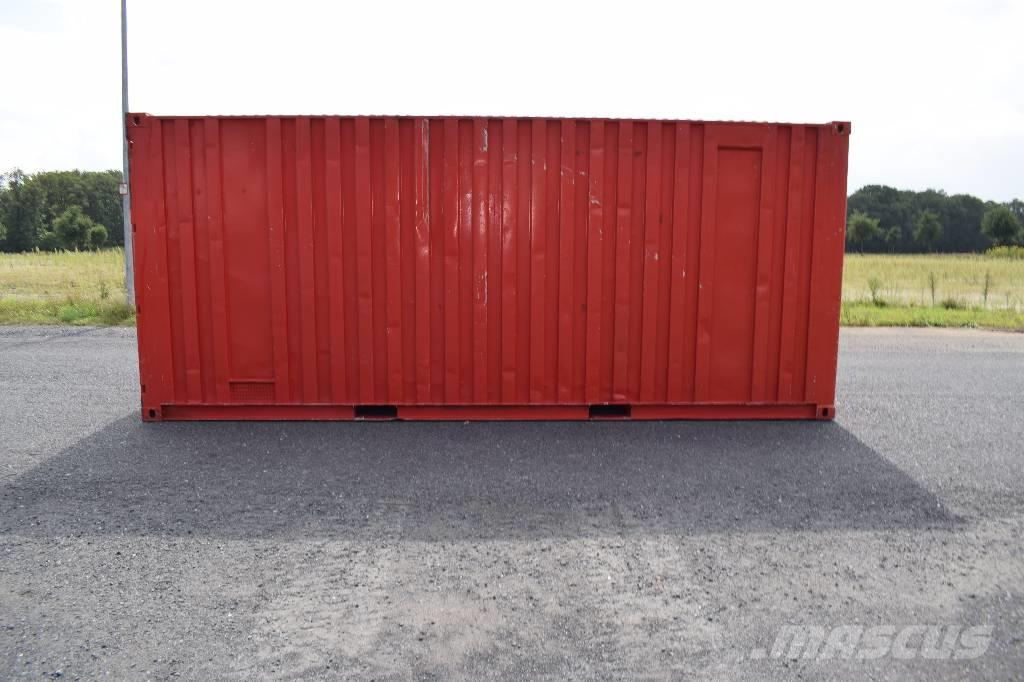 [Other] Seecontainer 20 Fuss Container