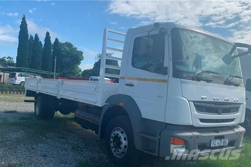 Fuso 2017 Fuso FJ16-230 Dropside Truck