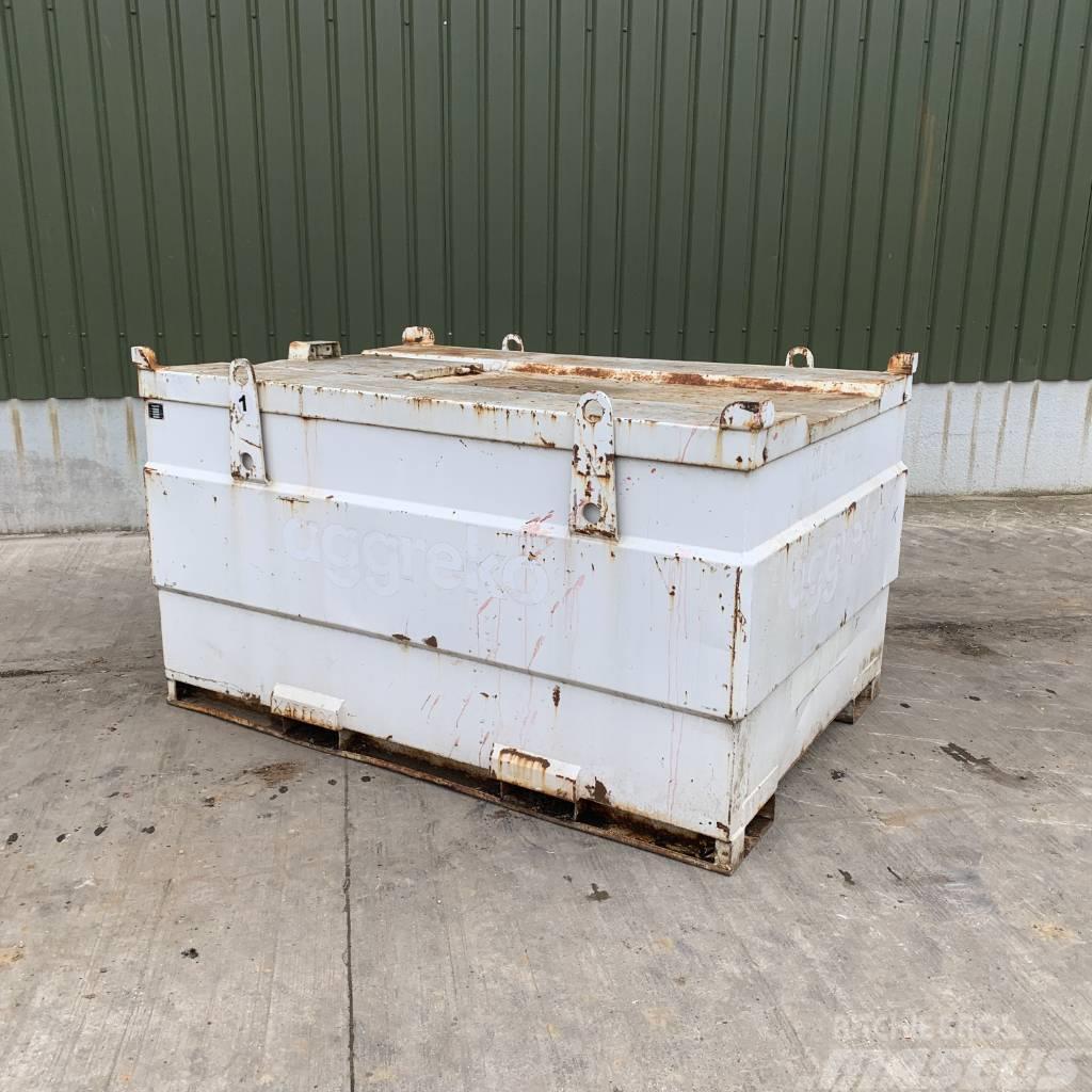 Western Transcube 2944 Litre Bunded Fuel Tank