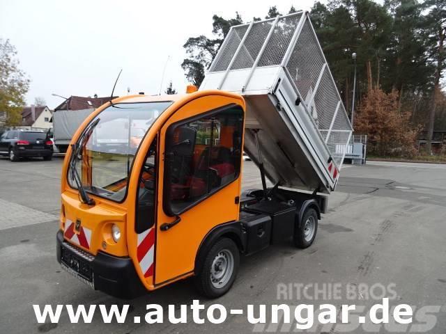 Goupil G3 L Kipper Baujahr 2011 Kommunalfahrzeug Zero Emi