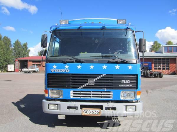 Volvo FL 10 -L / 5200, 1997, Växelflak-/Containerbilar
