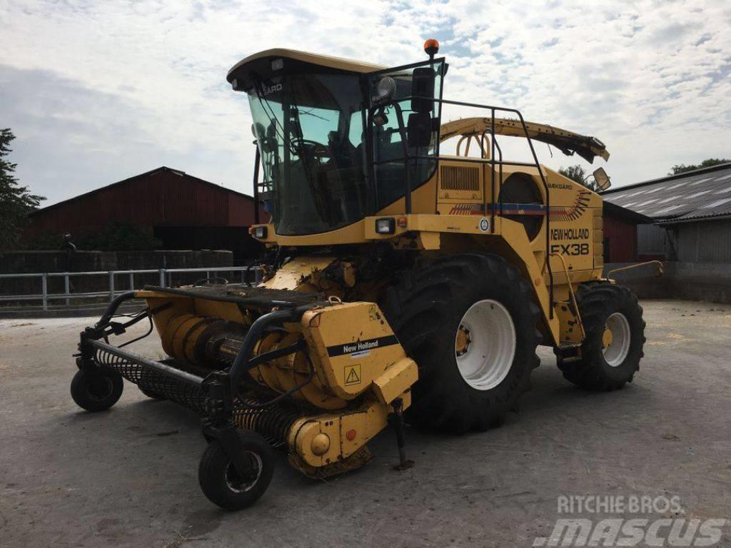 New Holland FX38