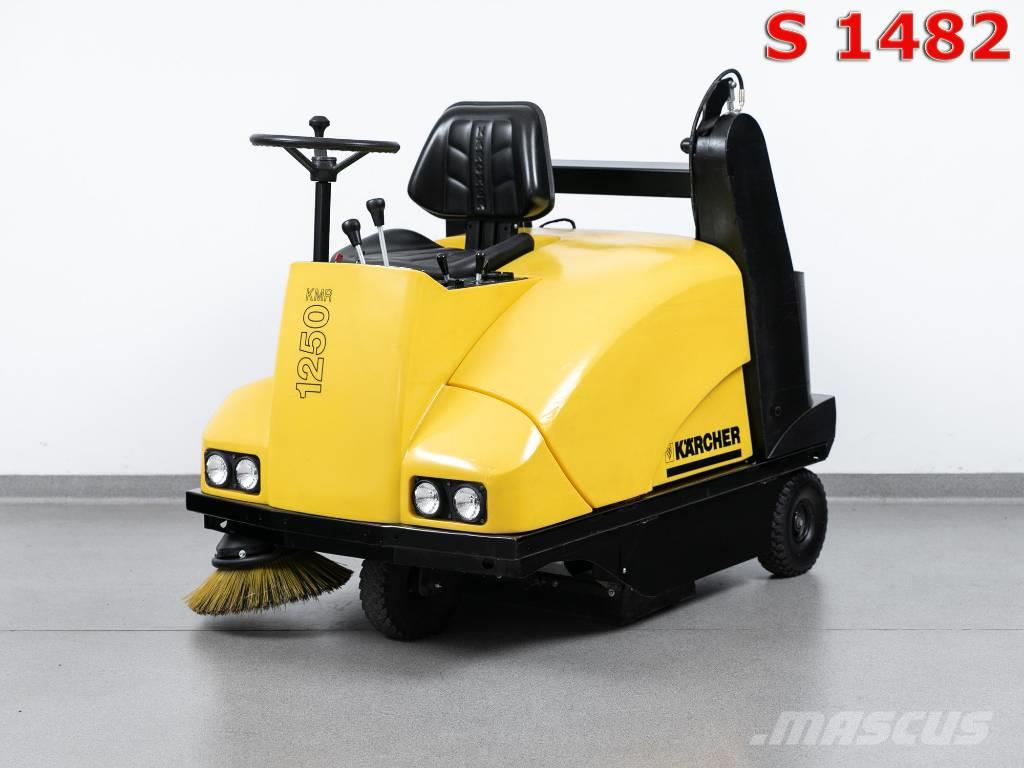 [Other] SWEPPER KARCHER KMR 1250 B HONDA