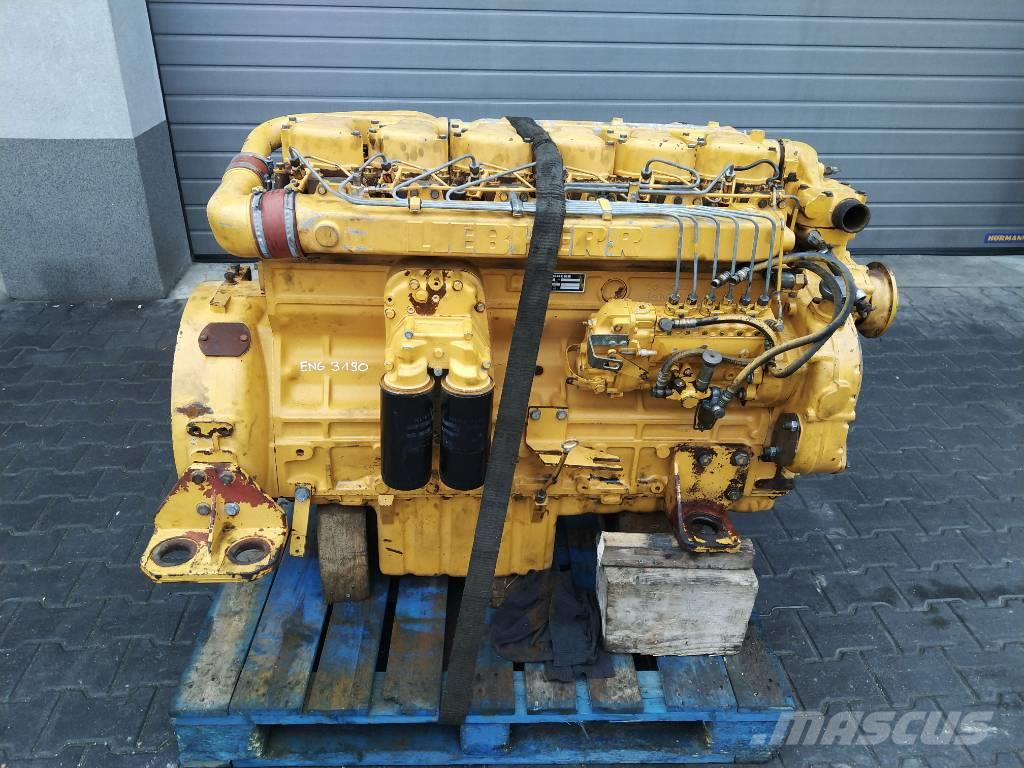 Liebherr D906TB Motor Engine