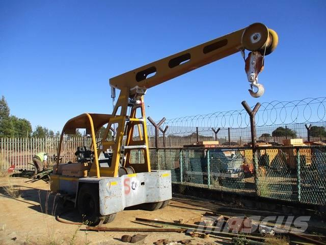 Hyster Mobile Crane - Hoists and material elevators, - Mascus UK