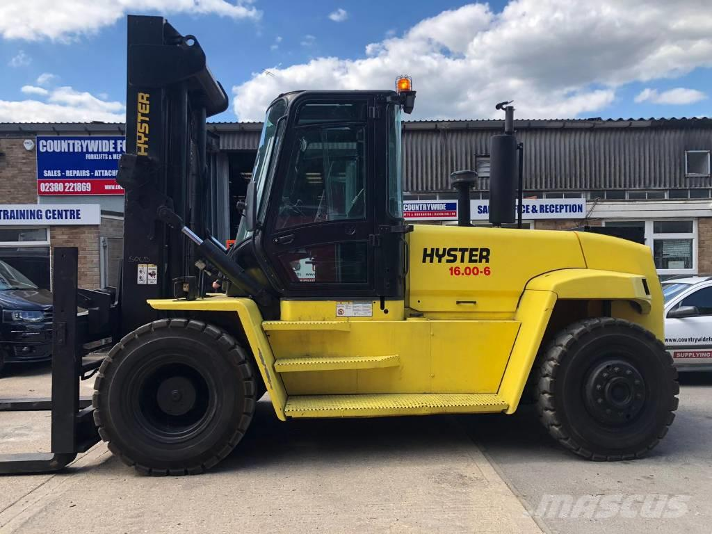 Hyster H 16.00 XM-6