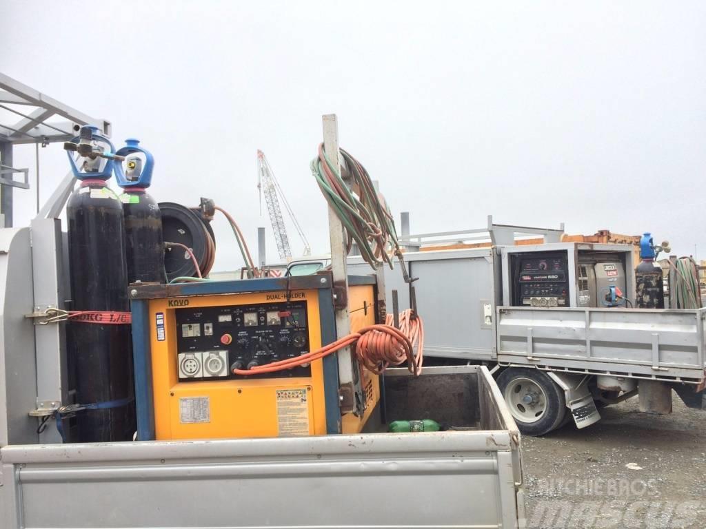 China Eastern cummins SOUDAGE Vantage 500