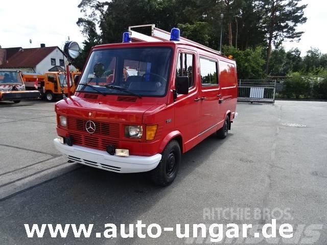 Mercedes-Benz 310 TSF Feuerwehr Benzin Typ 602 KA Bachert