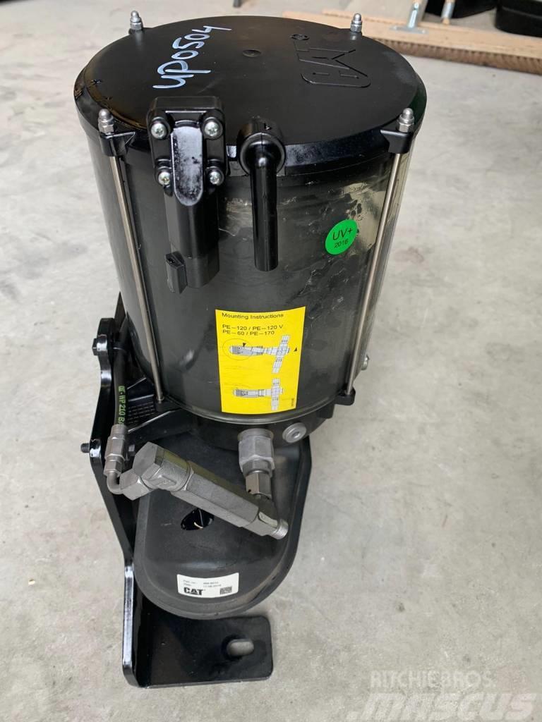Caterpillar Lubrication Pump / Wheelloaders