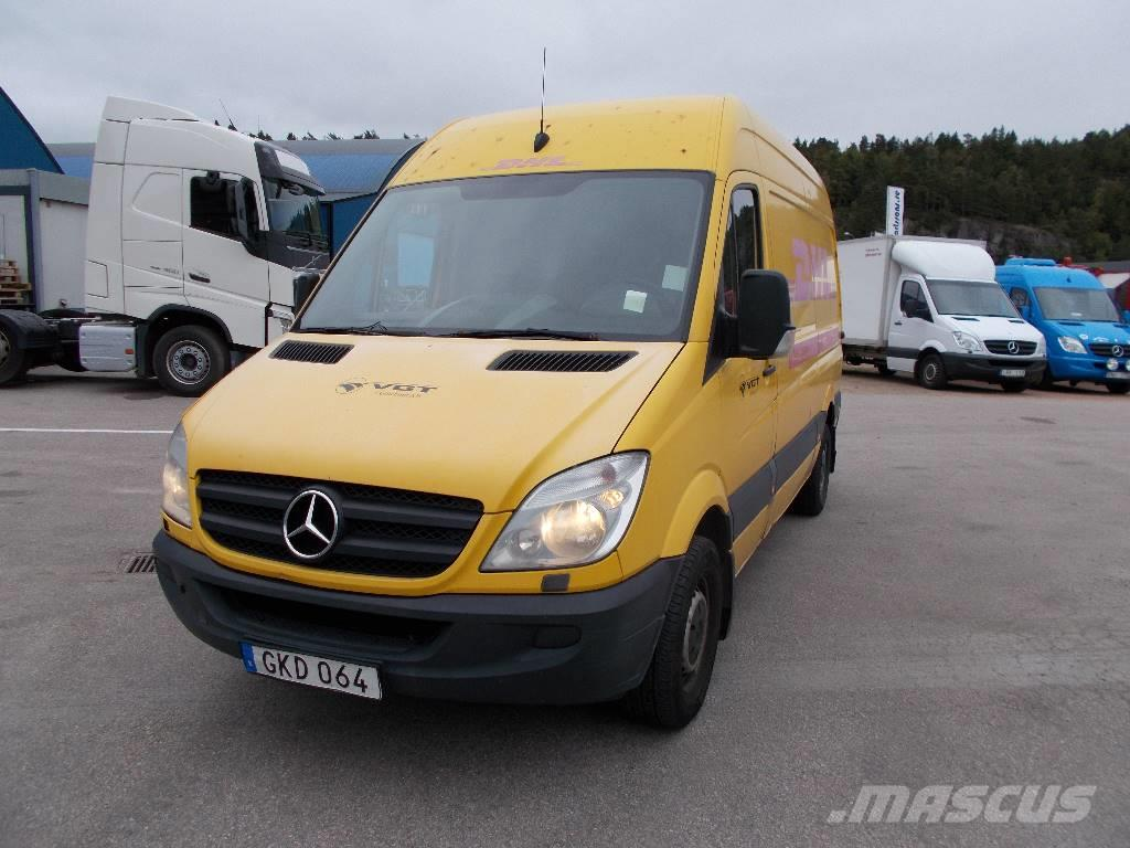 used mercedes benz sprinter 315 cdi 08 panel vans year. Black Bedroom Furniture Sets. Home Design Ideas