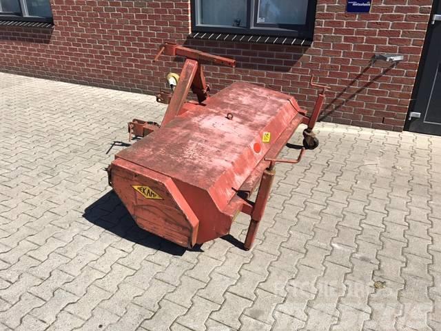 Hekamp veegmachine