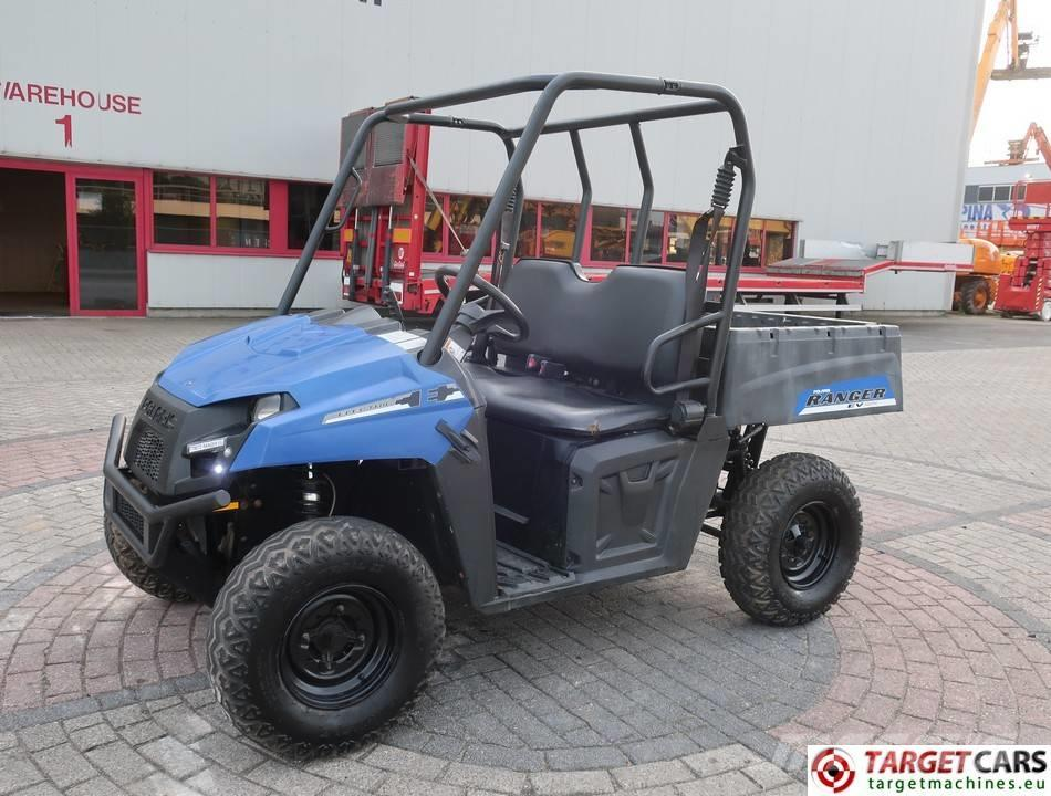 Polaris Ranger EV 4x4 Electric UTV Utility Vehicle