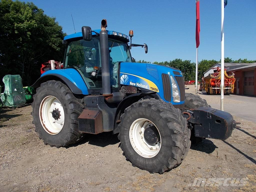 New Holland T 8050 TG