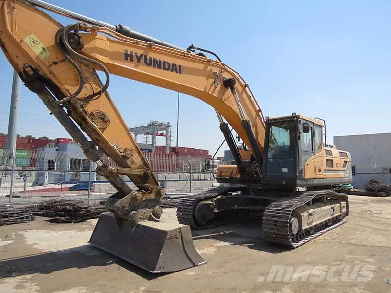 Hyundai HX 380 L