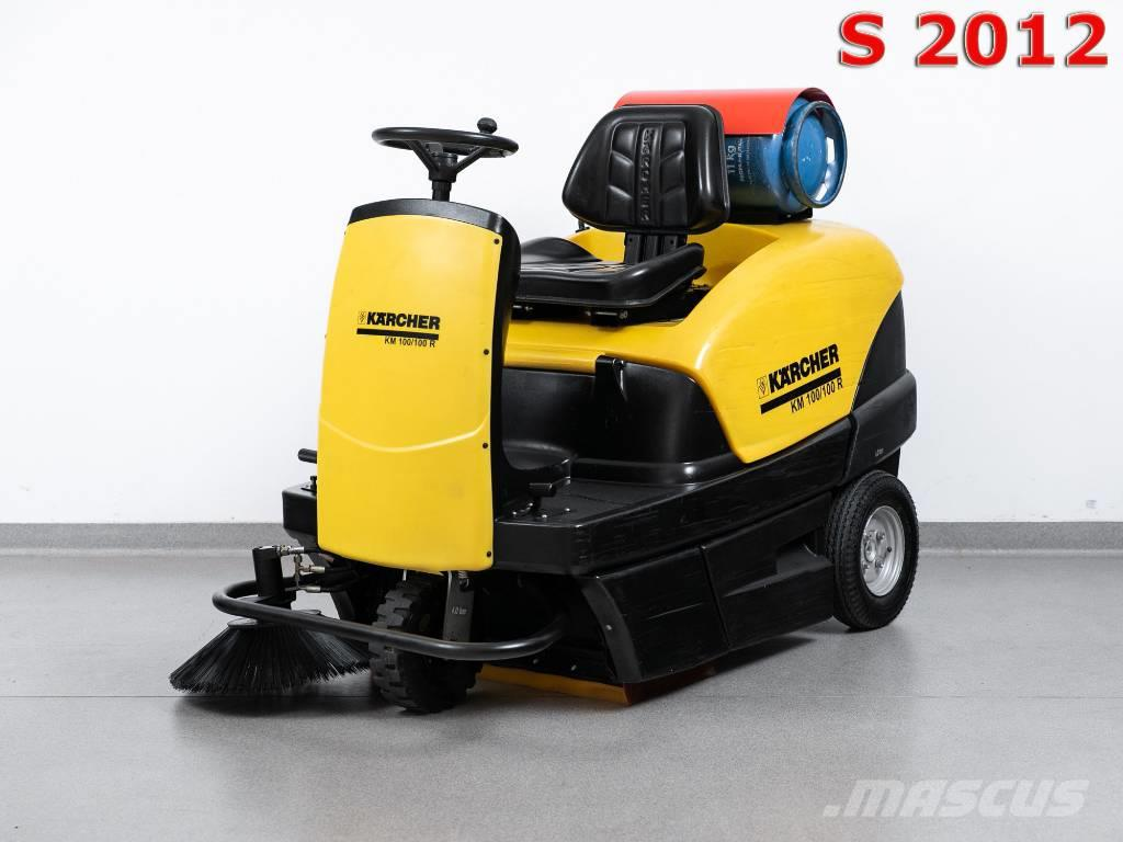 [Other] SWEEPER KARCHER KM 100/100 R LPG / 617 mtH