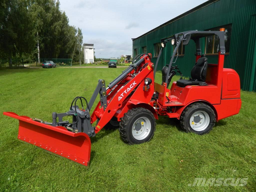 Compact Tractors Product : Used attack k compact tractors year price