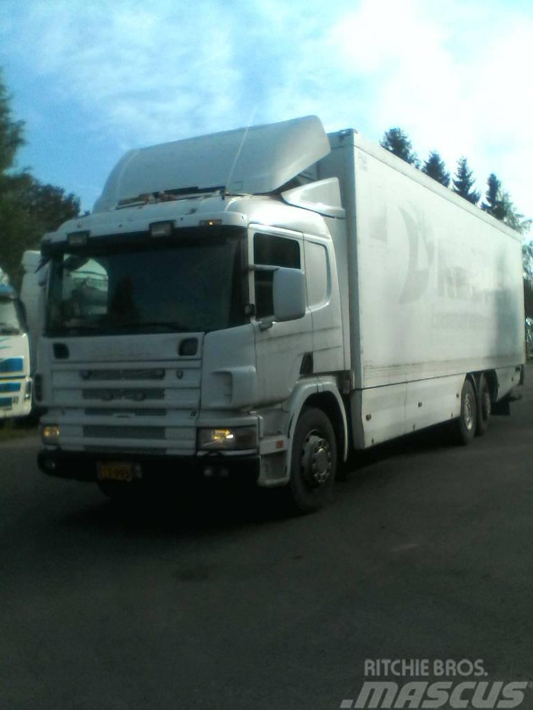 Scania P 124 LB