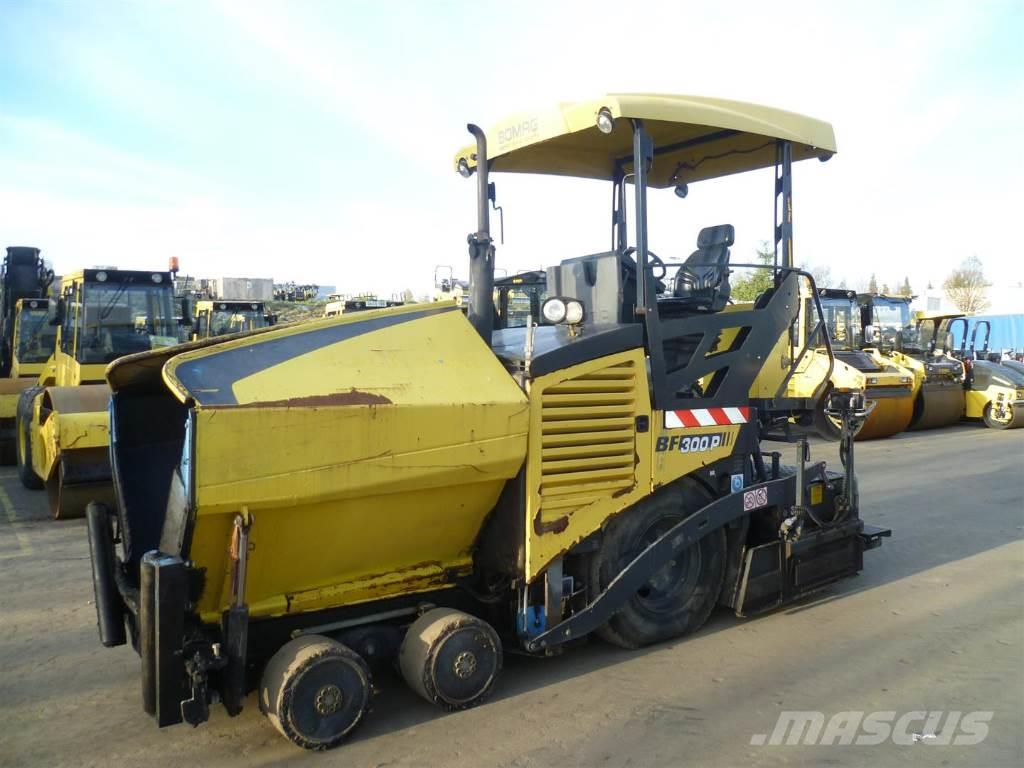 Bomag BF 300 P S 340 TV