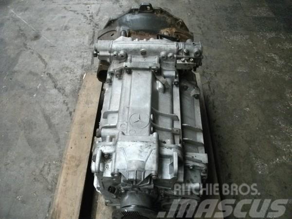 Mercedes-Benz G210-16/14,2-0,83 / G 210-16/14,2 - 0,83, 1995, Växellådor