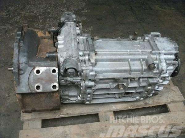 Mercedes-Benz G210-16/14,2-0,83 / G 210-16/14,2 - 0,83