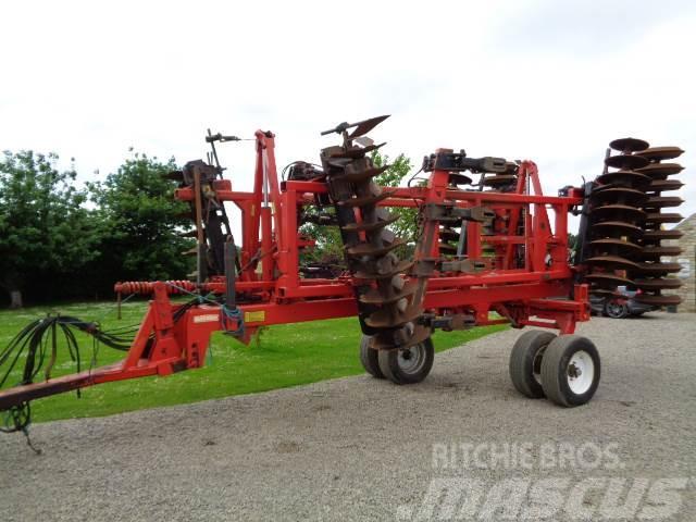 Quivogne tinemaster 4m 7 leg subsoiler/cultivator