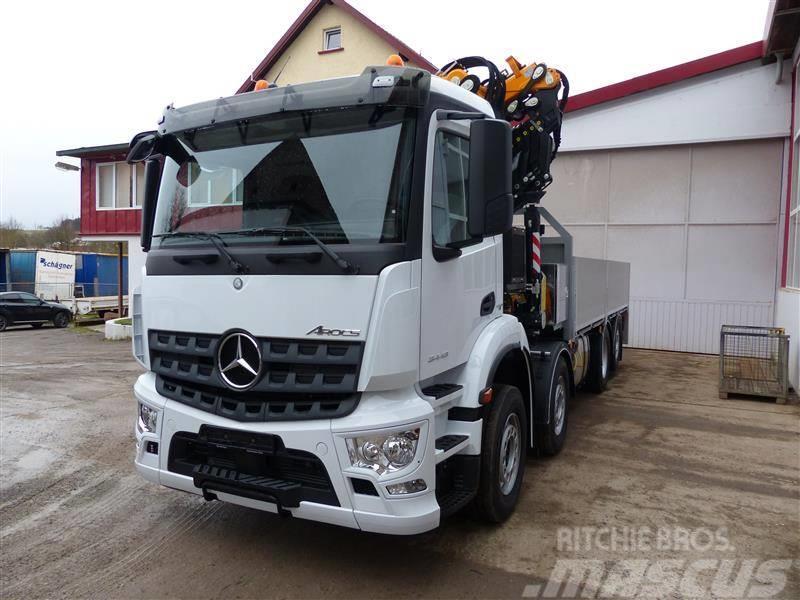 Mercedes-Benz Arox 3745