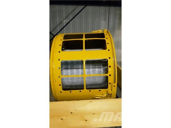 Caterpillar 4P0559 Housing Air Filter