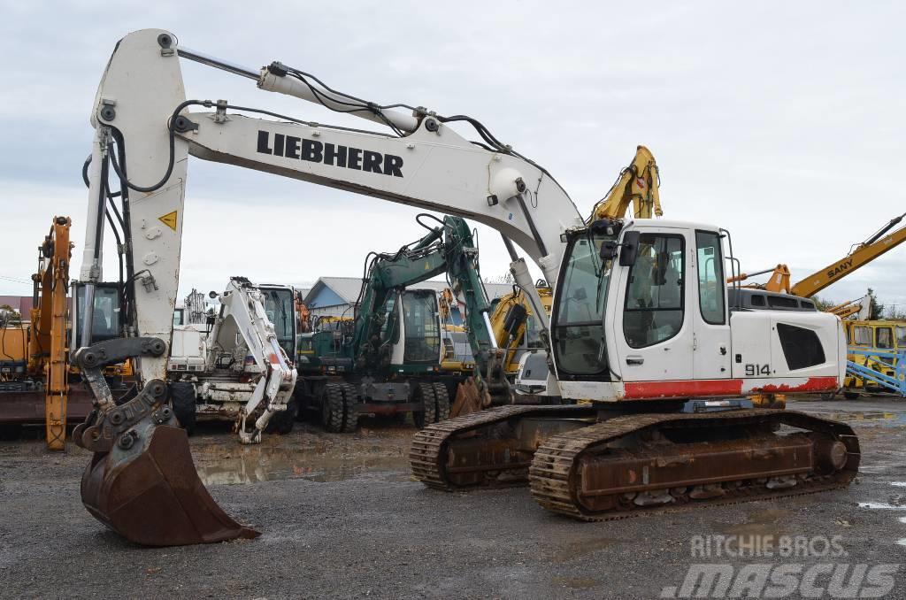 Liebherr R 914 C HD S L Litronic