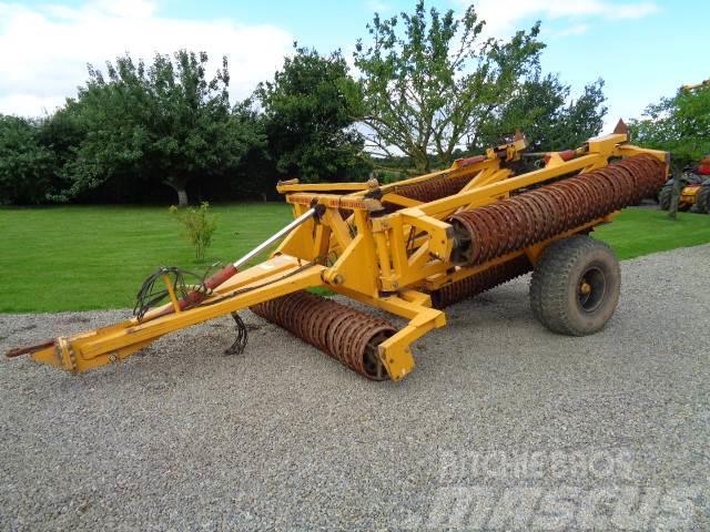 Twose 12 meter rollers