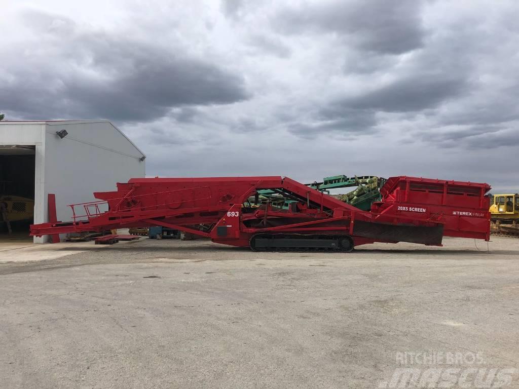 Terex Finlay 693 T MK-2